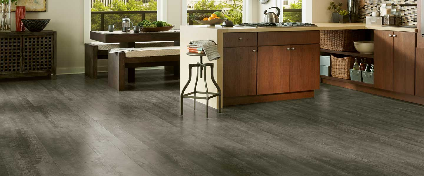 Laminate flooring in Winnipeg